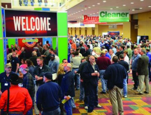 Attending WWETT is like a pilgrimage to Mecca for plumbers & wastewater experts