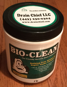 Drain Chief - Bio Clean